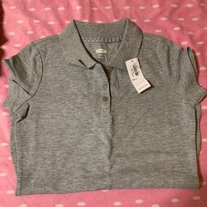Old Navy Girls Polo Shirt